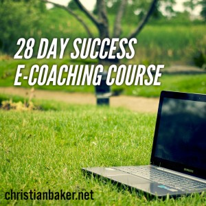 28 Day Success E-coaching Course